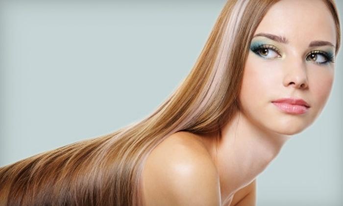Shorteez Urban Hair Shop - Ottawa: $99 for a Brazilian Smoothing Treatment at Shorteez Urban Hair Shop in Cornwall