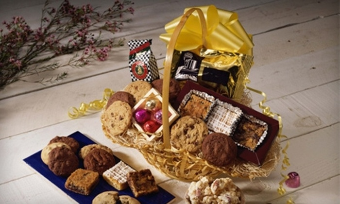 Details and Designs Gift Baskets - St John's: $30 for $60 Worth of Gift Baskets at Details and Designs Gift Baskets