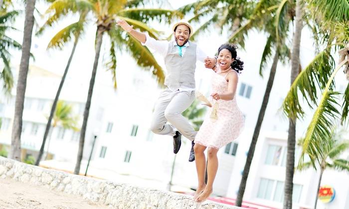 Times Image Photo - Miami: $67 for Two-Hour On-Location Photo Shoot with Digital Images from Times Image Photo ($450 Value)