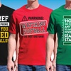 Fall is for Football Men's T-Shirts