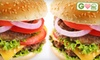 Create Cafe - Tucson: $10 for $20 Worth of Burgers, Sandwiches, and More at Create Cafe