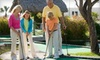 Adventure Landing  - Gastonia: $18 for 10 Games of Mini Golf at Adventure Landing in Gastonia ($37 Value)
