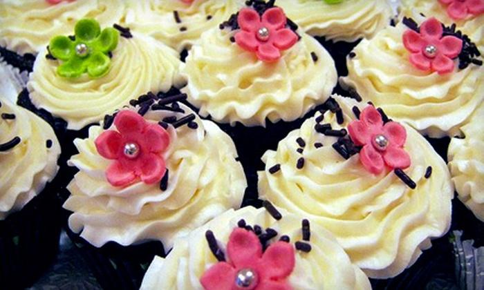 The Cupcake Shoppe - Greensburg: $10 for One Dozen Cupcakes at The Cupcake Shoppe in Greensburg ($21 Value)