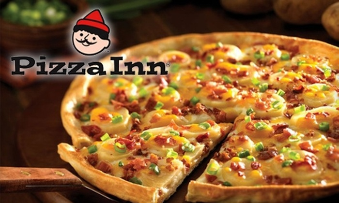 Pizza Inn - North E. Hwy 80: $6 for $12 Worth of Italian Fare at Pizza Inn