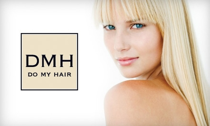 Do My Hair - Davisville: $43 for a Blow-Dry and Makeup-Styling Package at Do My Hair
