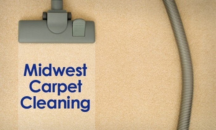 Midwest Carpet Cleaning - St Louis: $30 for $70 Worth of Carpet and Upholstery Cleaning from Midwest Carpet Cleaning