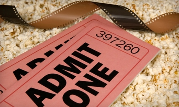Cinema 6 - Port Richey: $11 for Four Movie Tickets, Two Medium Drinks, and One Large Popcorn at Cinema 6 in Port Richey (Up to $23.75 Value)