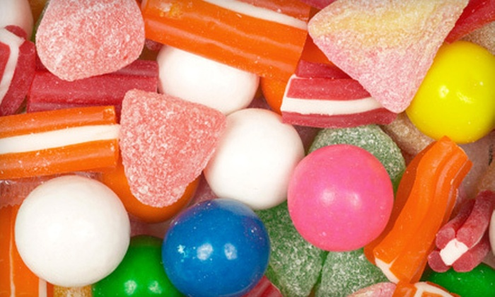 Snacks by the Pound - Lower Southampton: $15 for $30 Worth of Custom Candy-and-Snack Gift Packages or Five-Visit Candy-Discount Card at Snacks by the Pound in Feasterville