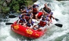 Sun Country Raft Tours: Season: 4/15 - 10/1, 2018 - Southern Crossing: Big Eddy Thriller Rafting Trip from Sun Country Raft Tours in Bend. Choose Between Two Options.