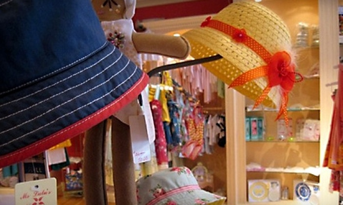 Ms Lulu's - Downtown: $15 for $30 Worth of Kids' Clothing, Accessories, and Toys at Ms. Lulu's