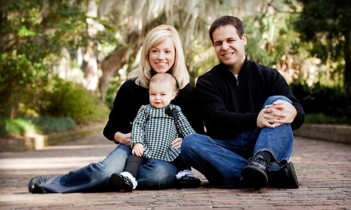 Kellie McLanahan Photography - Tallahassee: $70 for a Photography Session and Print Package at Kellie McLanahan Photography ($298 Value)