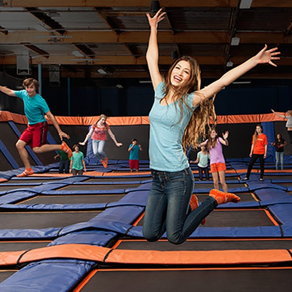 photograph regarding Sky Zone Printable Coupons titled Sky Zone