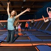 Sky Zone – Up to 46% Off Trampoline Passes