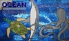 Ocean Stained Glass - Seal Beach: $30 for Stained-Glass Mosaic Class at Ocean Stained Glass in Seal Beach