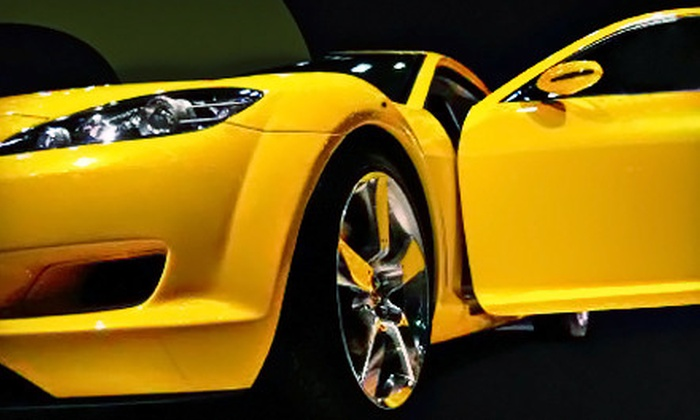 Double Take Auto Detailing - Banksville: $70 for a Professional Detail Package at Double Take Auto Detailing ($140 Value)