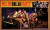 """Million Dollar Quartet - DePaul: $40 for One Ticket to """"Million Dollar Quartet"""" at Apollo Theater. Buy Here for 2/17/10 at 7:30 p.m. See Below for Additional Performances."""