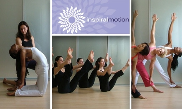 Inspiral Motion - University Heights: $30 for Six Pilates, Yoga, and Gyrokinesis Mat Classes at Inspiral Motion ($85 Value)