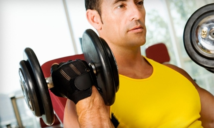 Legacy Fitness - Multiple Locations: $25 for One Month of Unlimited Boot Camp at Legacy Fitness ($50 Value)
