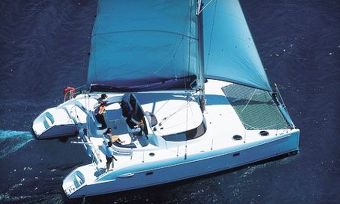 Let's Go Cruising - Annapolis: Luxury-Yacht Charters from Let's Go Cruising in Annapolis. Two Options Available.