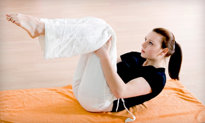 Adrenalin Fitness - Briar Hill - Belgravia: $20 for 20 Hot-Yoga Classes at Adrenalin Fitness (Up to $360 Value)