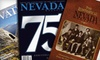 """""""Nevada Magazine"""" - Las Vegas: $15 for a One-Year Subscription to """"Nevada Magazine"""" and """"The Historical Nevada Magazine"""" Book ($29.90 Value)"""