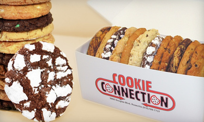 Cookie Connection - Multiple Locations: $10 for $20 Worth of Treats at Cookie Connection