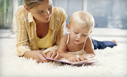 Carpet-Cleaning Package (a $155 value) - Options Plus Carpet and Upholstery Cleaning in