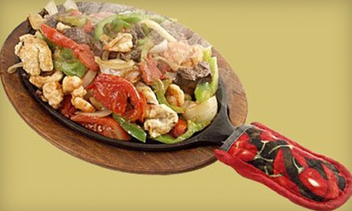 Si Señor - Cleveland: $10 for $20 Worth of Mexican Fare at Si Señor in Westlake