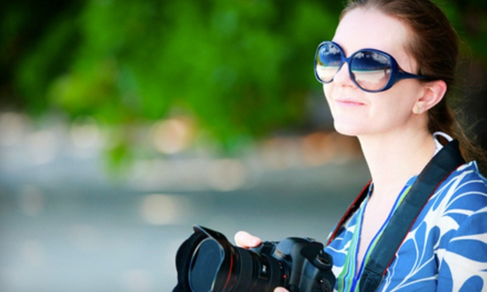 Gwen Morris Studio - Overland Park: $49 for a Four-Hour Photography Class with Outdoor Photo Shoot from Gwen Morris Studio in Overland Park ($120 Value)