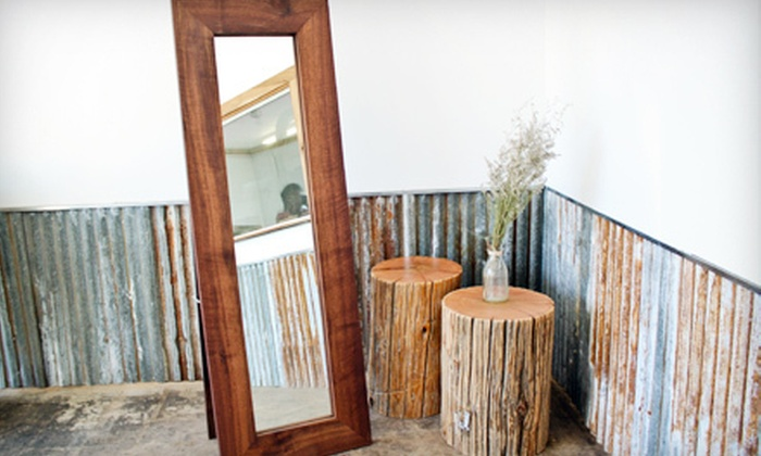 Urban Lumber Company - Downtown: $175 for $350 Toward Handmade Furniture Built from Locally Salvaged Wood at Urban Lumber Company
