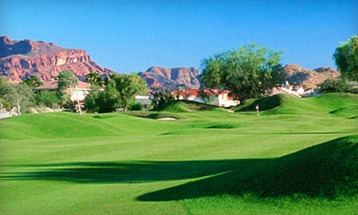 Red Mountain Ranch Country Club - Red Mountain Ranch: $75 for a Golf Outing for Two at Red Mountain Ranch Country Club in Mesa (Up to $150 Value)