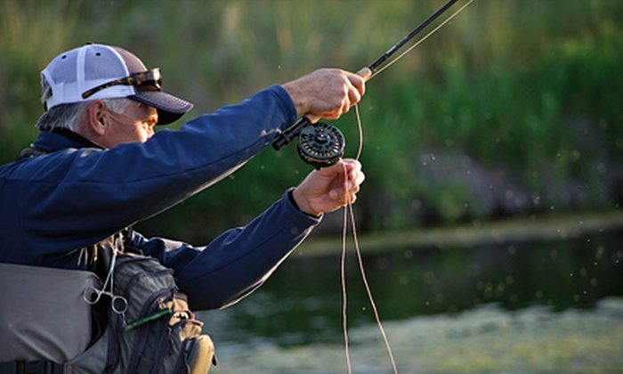 Silver Creek Outfitters - Ketchum: $75 for Day of Fly-Fishing Lessons at Silver Creek Outfitters in Ketchum ($150 Value)
