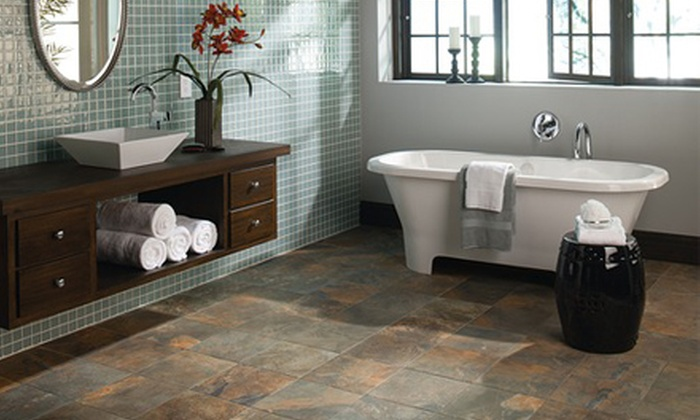 Century Tile - Multiple Locations: $49 for $120 Toward Flooring, Installation, and More from Century Tile