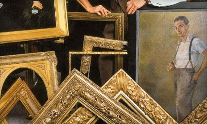 The Frame Gallery - Washington Square: $55 for $150 Worth of Custom Framing and Restoration at The Frame Gallery