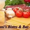 Up to 53% Off at Gragnani's Bistro & Bar