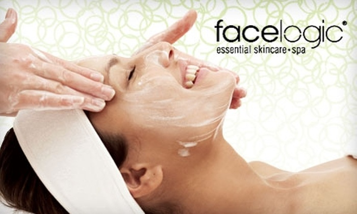 Facelogic Spa - Austin: $29 for 60-Minute Spa Facial Plus Microdermabrasion ($79 Value)