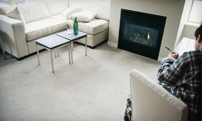 CleanLiving ChemDry - Multiple Locations: $55 for Carpet Cleaning for Three Rooms and One Hallway from CleanLiving ChemDry ($145 Value)
