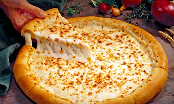 Lotsa Motsa Pizza - Salem: $8 for $16 Worth of Pizza, Breadsticks, and Salad at Lotsa Motsa Pizza in Salem