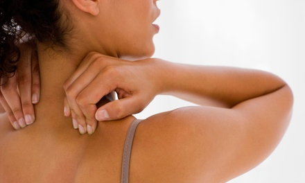 Chiropractic Package with Adjustment and One or Two Massages at The Healthiest You Chiropractic Center (Up to 92% Off)