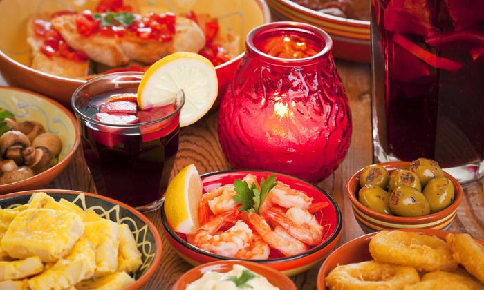 Flamingo Bar & Cafe - Barnum Island: Tapas and Drinks for Two or Four at Flamingo Bar & Cafe (50% Off)