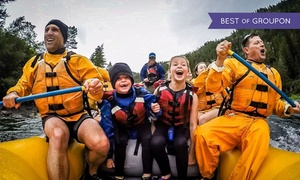 Mad River Boat Trips: $52 for a Snake River Whitewater Rafting Trip for One with Cookout from Mad River Boat Trips ($89 Value)