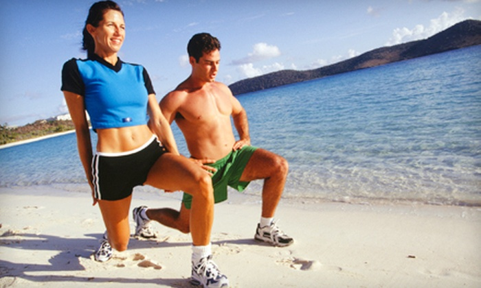 The Beach Bucket - Ocean East Resort Club Condo: 5K Fun Run for Two or Four at The Beach Bucket on April 7 (Up to 55% Off)