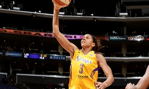 Los Angeles Sparks: LA Sparks Basketball Game at Staples Center on July 2, 3, or 5 (Up to 75% Off). Three Seating Options.