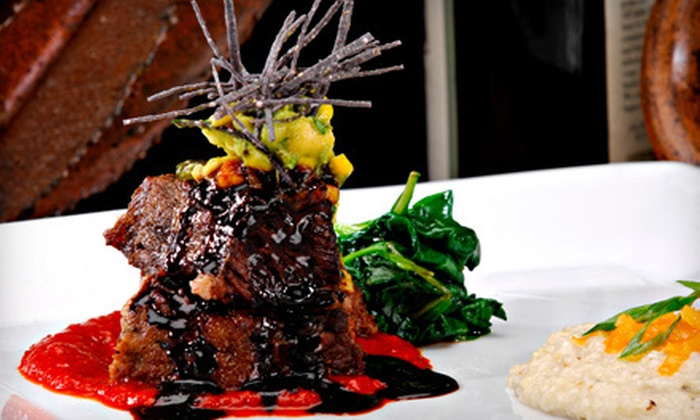 Sushein - Tribeca: Three-Course Dinner with Wine for Two or Four at Sushein (Up to 65% Off)