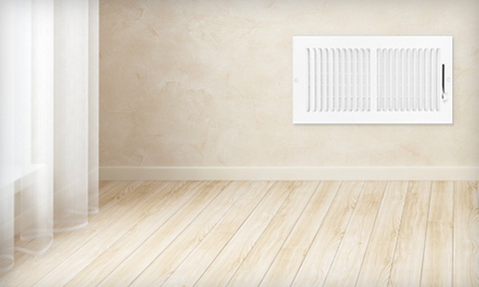 Real Air Care - Columbus: $49 for Air-Duct Inspection and Cleaning for Up to 12 Vents, One Return, and One Main from Real Air Care ($299.95 Value)
