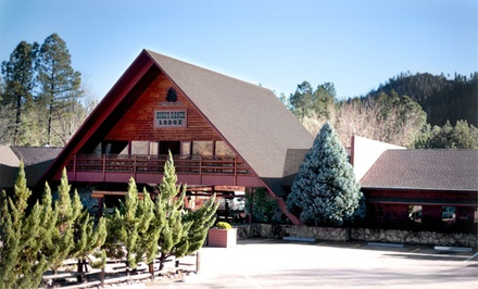 2-Night Stay for Up to Six in a Studio or Two-Bedroom Unit with a $25 Dining Credit at Kohl's Ranch Lodge in Payson, AZ