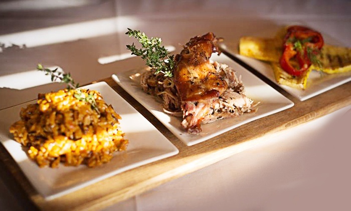 Irina's Restaurant and Bar - Urbandale: $22 for $40 Worth of Russian-American Cuisine at Irina's Restaurant and Bar