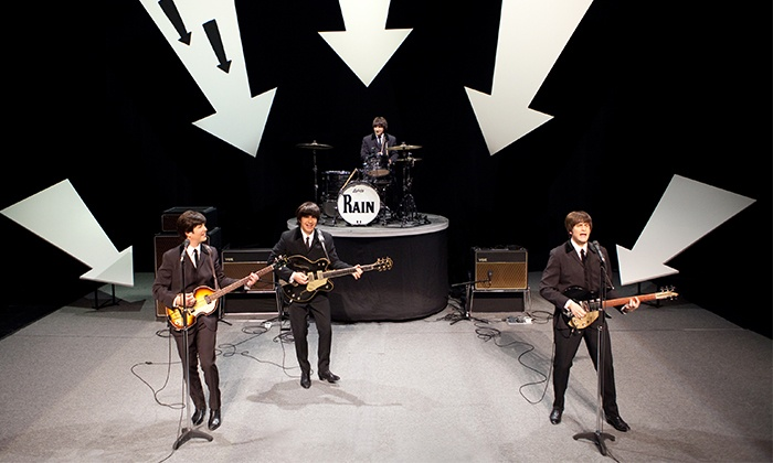 """Rain - NYCB Theatre at Westbury: """"Rain: A Tribute to the Beatles"""" at NYCB Theatre at Westbury on March 6 at 7 p.m. (Up to 40% Off)"""