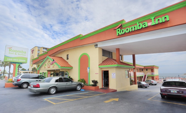 Roomba Inn Amp Suites Daytona Beach Groupon