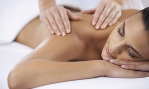 Spa Revive: Massage with Optional Foot Scrub for One, or Spa Package for Five at Spa Revive (Up to 56% Off)